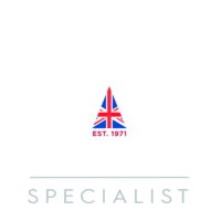 Astonish καθαριστικά Λογότυπο